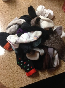 Laundry Armageddon 2014