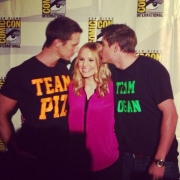 Veronica Mars Team Logan Team Piz