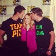 Veronica Mars Team Logan Team Piz