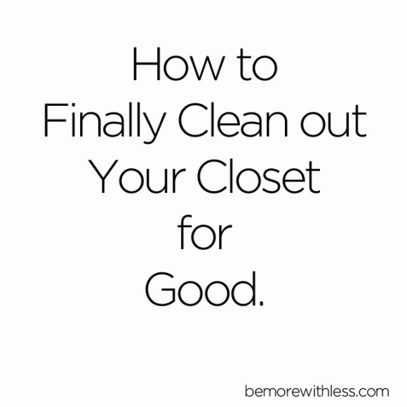 cleanoutcloset